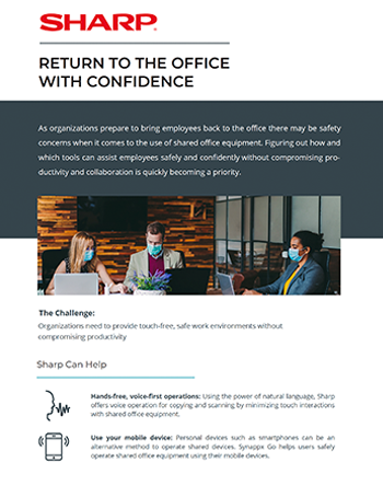 Return to the Office with Confidence