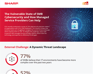 The Vulnerable State of SMB Cybersecurity and How Managed Service Providers Can Help