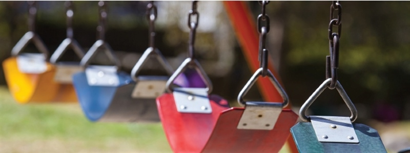 Sharp Provides Cost-Saving Solution to a Swing Set Manufacturer