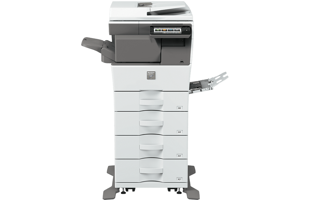Model Details   MFP & Printer Models   SHARP