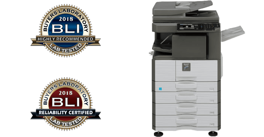 Sharp MFP & Printer Models - EOS Technologies