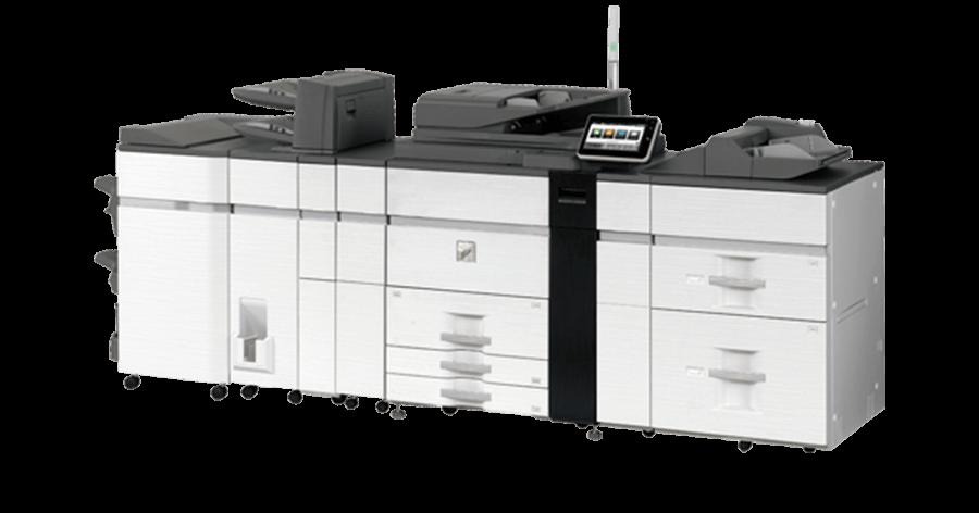 Sharp MFP & Printer Models - EOS Technologies
