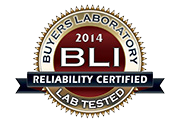 BLI 2014 Reliability Award