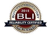 BLI 2014 Reliability Award