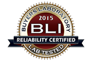 BLI 2015 Reliability Award