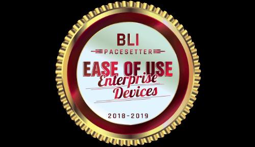 BLI PaceSetter in Ease of Use