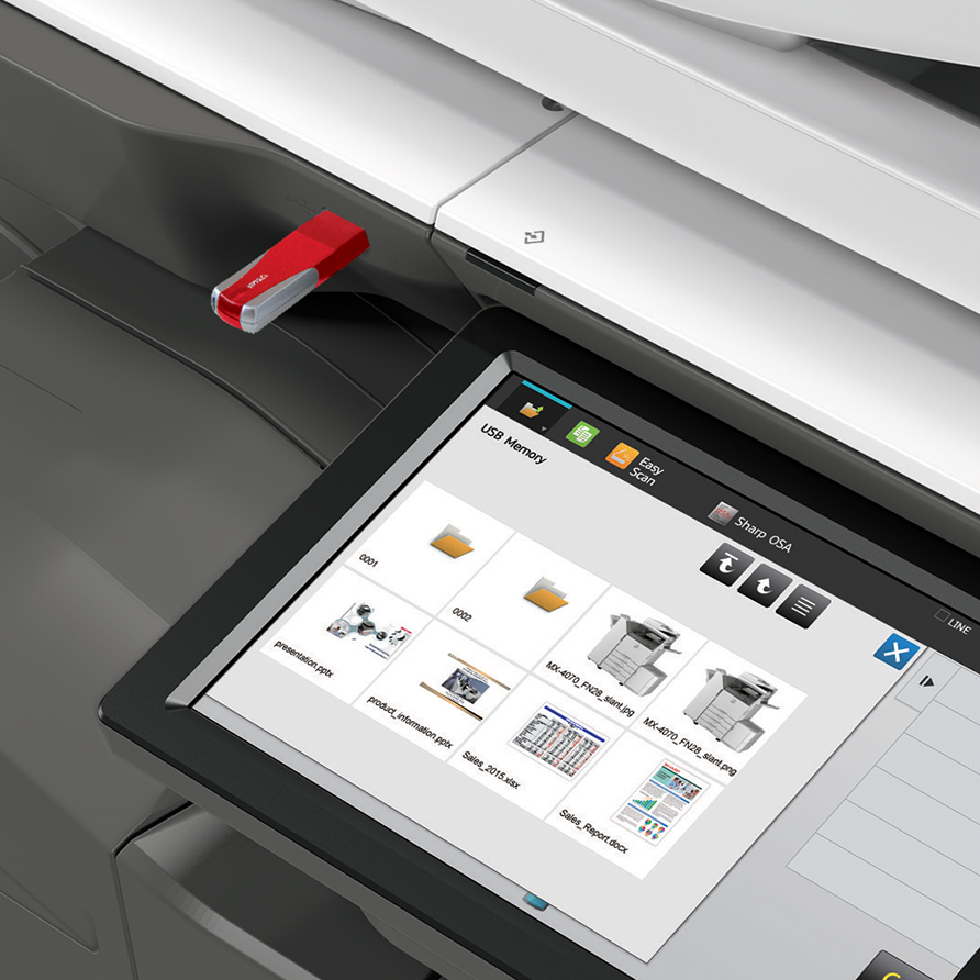 Document Systems | Multifunction Copiers | Multifunction