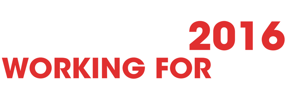 SHARP Decision 2016 - Working for You