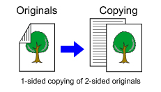 USING THE AUTOMATIC DOCUMENT FEEDER FOR 2-SIDED COPYING | MX