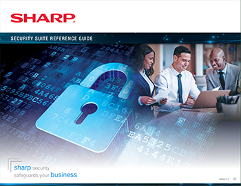Sharp Security Guide