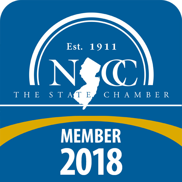 New Jersey Chamber of Commerce 2018 Member