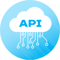 API cloud icon