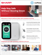 LivMote keep Safe Flyer Cover image
