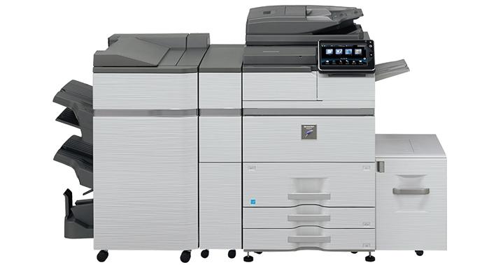 Sharp Printer Drivers Mx M754
